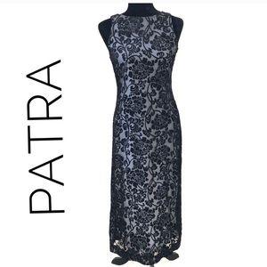 Vintage Patra Formal Evening Dress